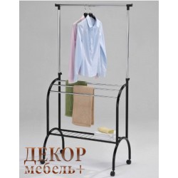 """Стойка для одежды  """"CH 4509"""" (Черный)"""