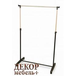 """Стойка для одежды  """"CH 4004-S"""" на колесах  (Черный)"""