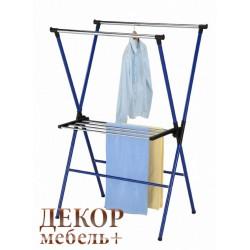 """Стойка-Сушилка  для одежды """"CH 4668""""  (Синий)"""