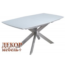 Стол CRYSTAL 160 WHITE